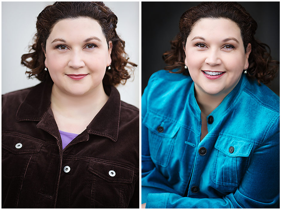 Actress Headshot - Ingrid