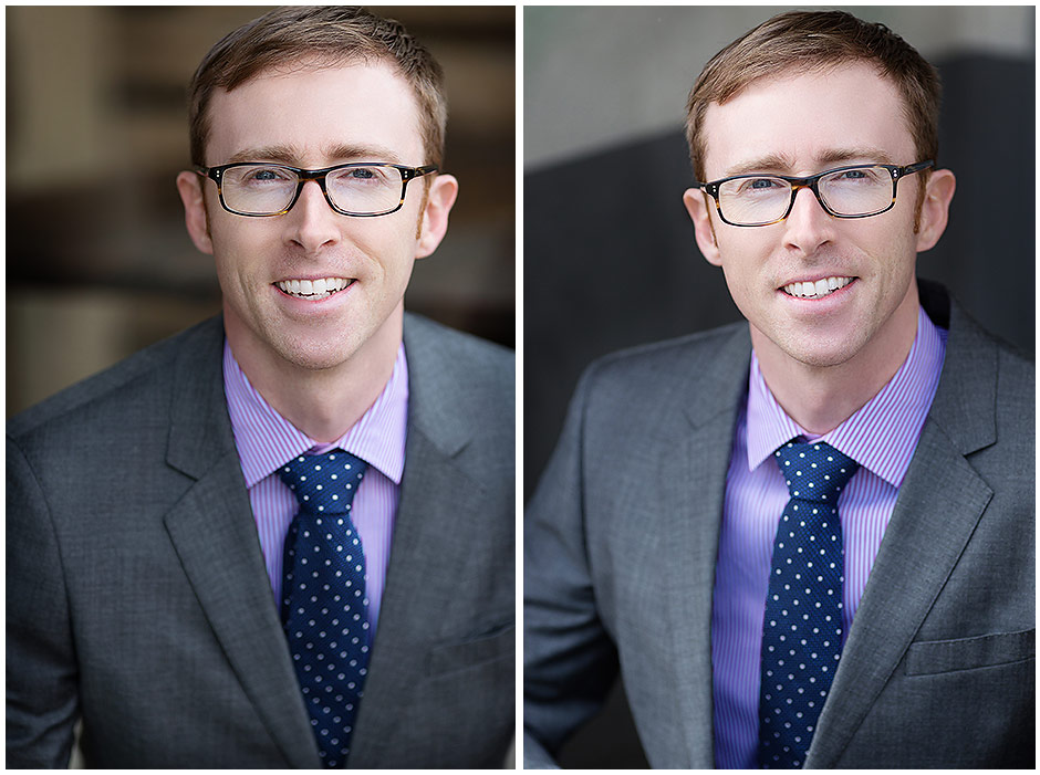 Real Estate Loan Officer Headshots
