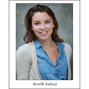 Acting headshot example
