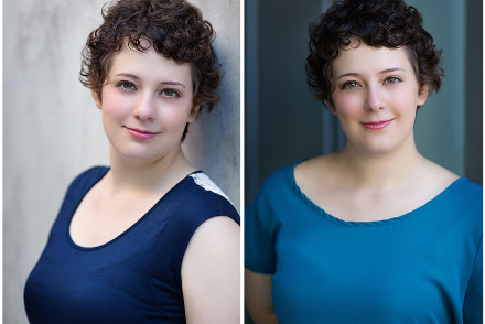 Seattle Acting Headshot Session - Staci